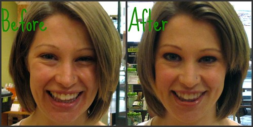 The Body Shop Makeover