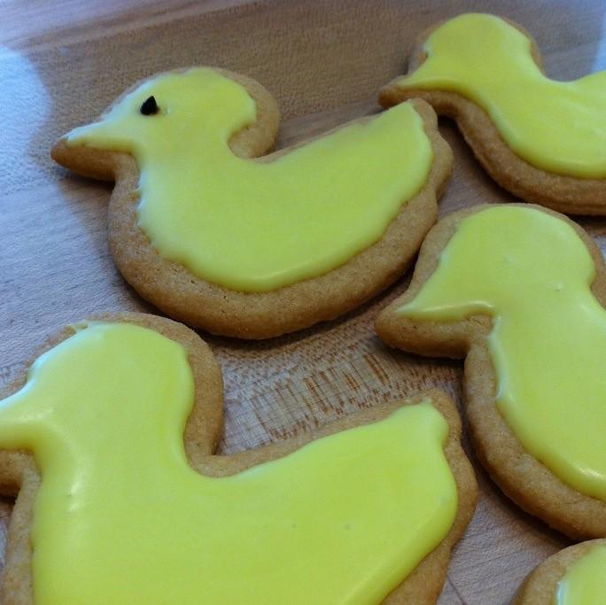 Gluten-free Cookies @ Zest Bakery