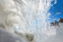 Rolling in the tube (Dan. D.) Tags: ocean water canon puerto surf dominican republic underwater action south tube wave case plata 5d pipeline mkii sosua cabarete