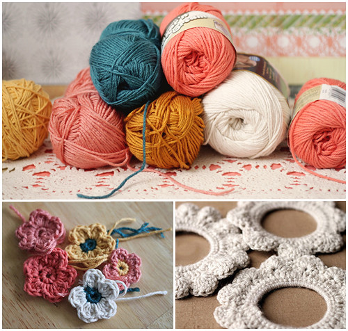 Crocheted Bits