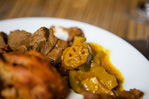 Flatiron Lunch: DhaBa Supplements Their Buffet With Passed Awesomeness