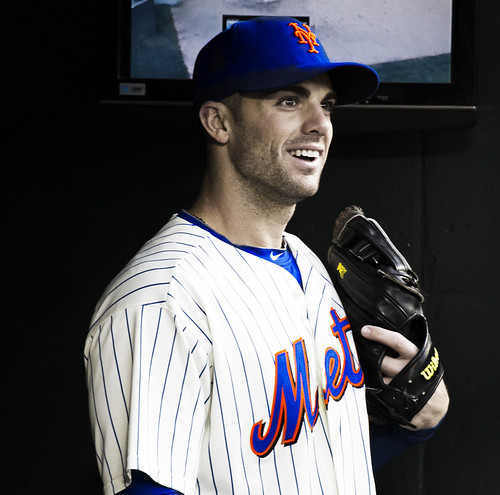 David Wright 3 by Michael G. Baron