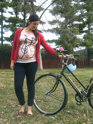 Weekend Casual: My Favorite (Bike) Tee