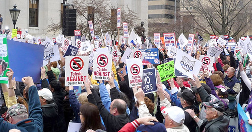 Ohio Repeal Rally