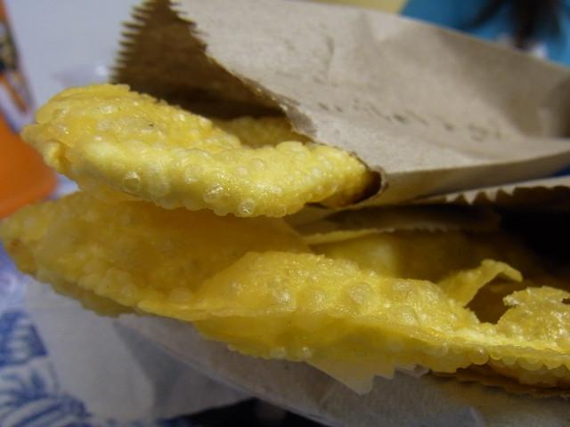 Pastel - porto de galinhas