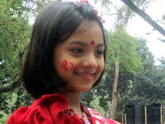 celebration of the first day of Bengali New Year 1418 (sajan164) Tags: celebration dhaka bangladesh boron baishak pohela ramna borsho botomul sajan164 chhayanat