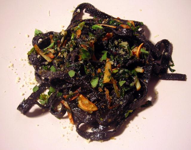 Spaguetti With Escarole Llidias Kitchen Recipe