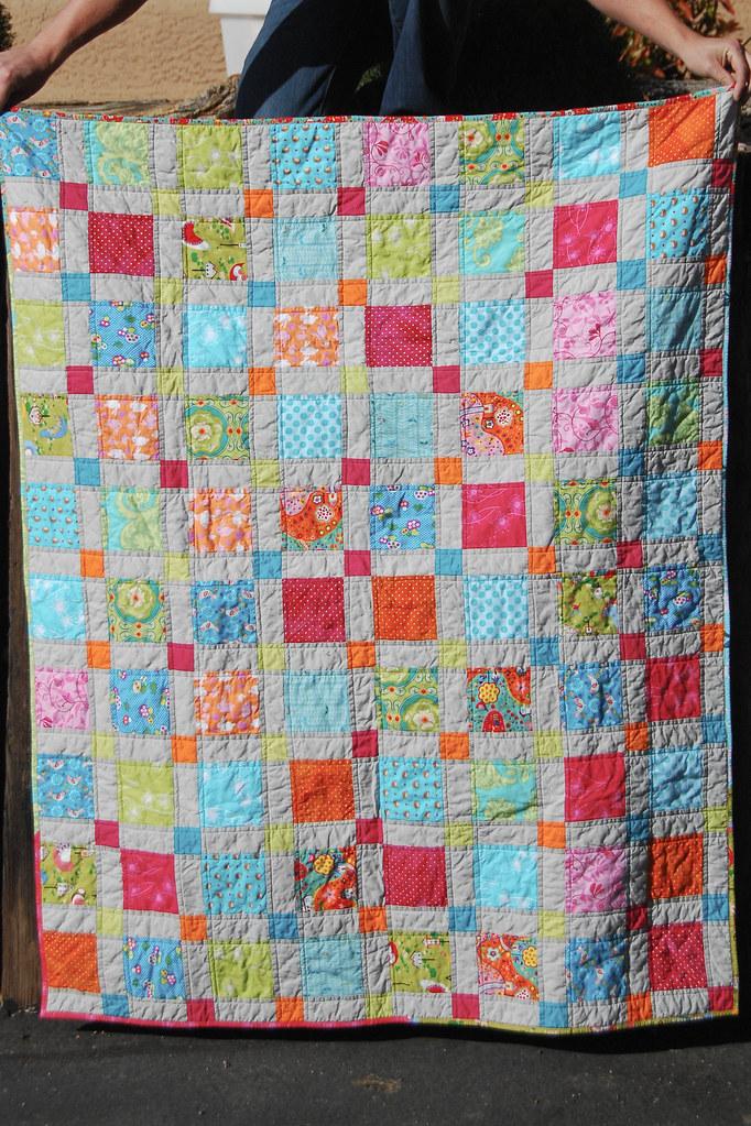 April Quilts