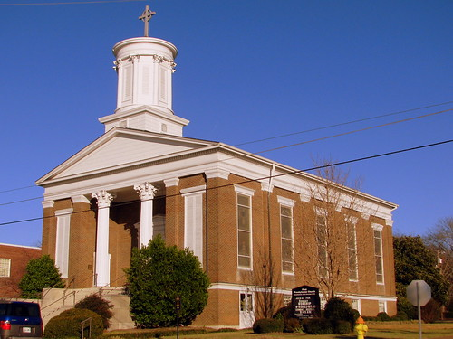 Shelbyville First Presbyterian Church