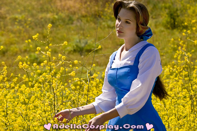 Cosplay__More_Belle_by_Adella