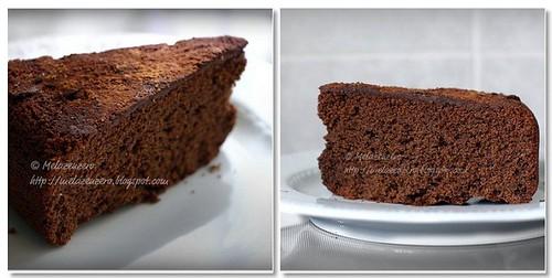 torta al cioccolato eccellente