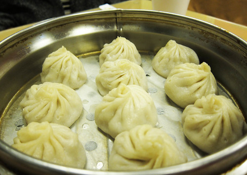 Bao Crawl from Shau May Restaurant to Dean Sin World