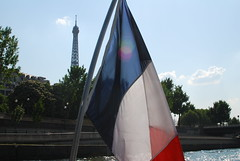 Eiffel Tower from Seine