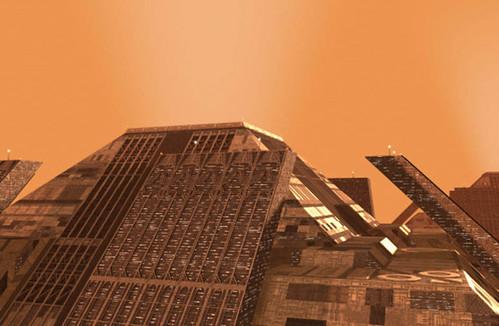 Tyrell-Corporation-Building