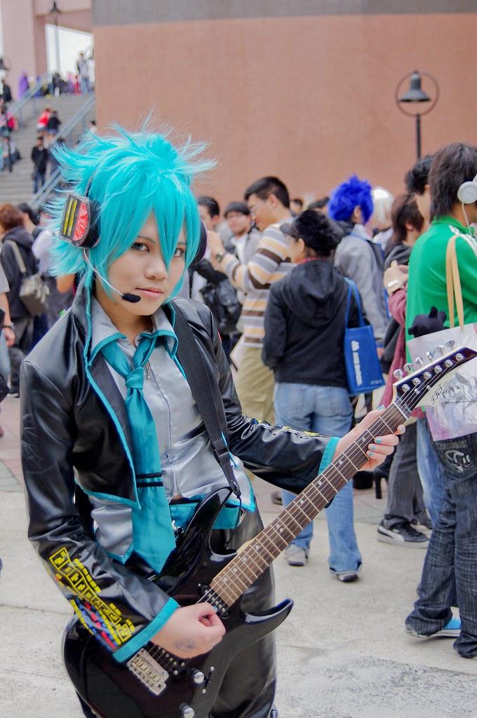 4.23 PF 場外的cosplay (in NTU) part II
