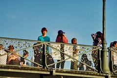Paris le Pont des Arts et tous les cadenas verrouills  la rambarde 2 (paspog) Tags: paris france cadenas arts pont locks pontdesarts