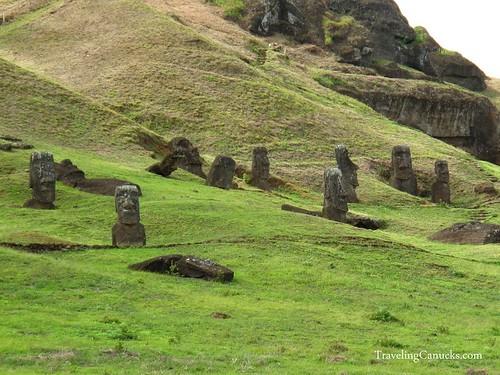 Rano Raraku Easter Island