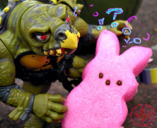 It's the Easter tOKKA, Charlie Brown ii