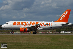 G-EZBL - 3053 - Easyjet - Airbus A319-111 - Luton - 100824 - Steven Gray - IMG_2204