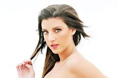 Josie close up eyes (houstonryan) Tags: woman girl beautiful hair print photography eyes women wind ryan houston blowing josie photograph stunning houstonryan