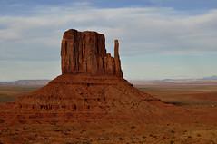 East Mitten Butte - Monument Valley, Utah (ap0013) Tags: monument utah colorado butte plateau nation east valley navajo monumentvalley mitten coloradoplateau navajonation monumentvalleyutah eastmittenbutte