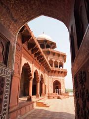 Lateral Taj Mahal