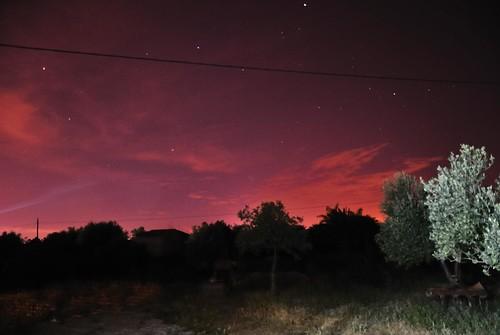 Noche en la Caseta.