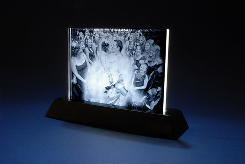 Goodcount - Laser Etched Crystal