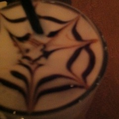 Milk Shake @ The Garret Secret Bistro Bar
