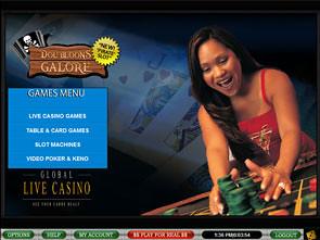 Global Live Casino Lobby