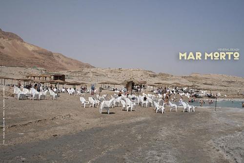 Mar Morto, Mineral Beach