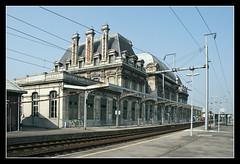 Gare de Saint-Omer, Pas-de-Calais | France