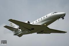 G-OMEA - 560-5610 - Marshall Executive Aviation - Cessna 560XL Citation XLS - Luton - 100609 - Steven Gray - IMG_3541