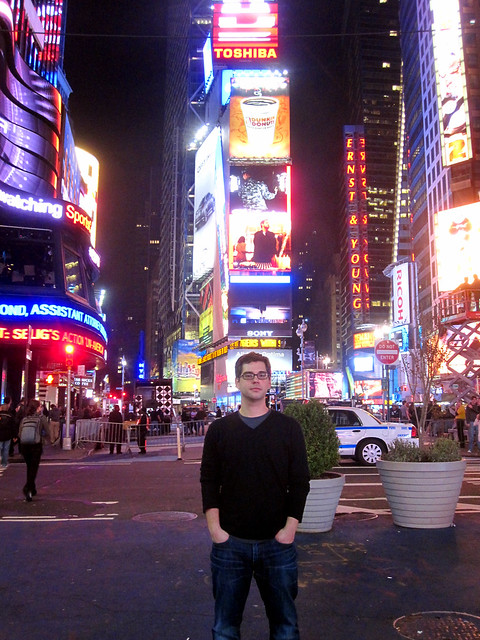 Hayden Times Square