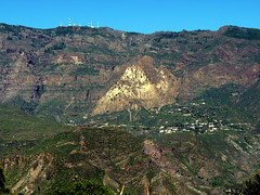 Gran Canaria - Risco Blanco & Santa Lucia in the Winter