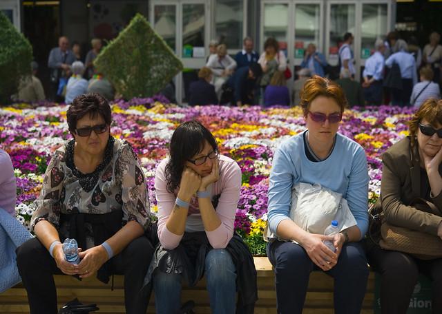 Цветочная выставка в Генуе 28