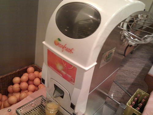 Orange Juice maker