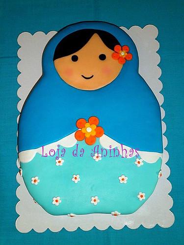 Matrioska - bolo dia da mãe  by Aninhas_lisboa