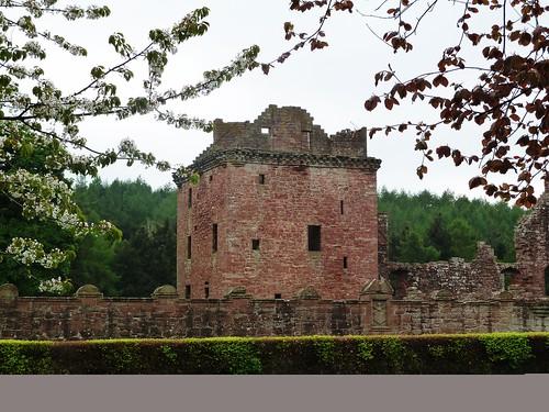 Edzell Castle, Edzell