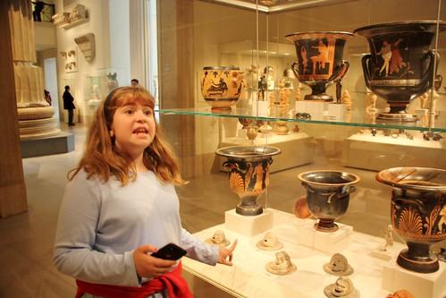sprite explaining ancient greek items