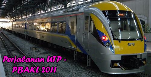 Perjalan UTP - PBAKL 2011