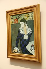 Picasso at the Met