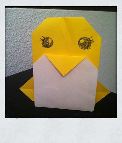 Cheery Penguin