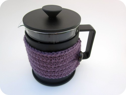 French Press Cozy 011