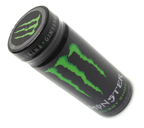 Monster energy shots