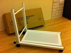 第三代佐原移動折疊便利桌