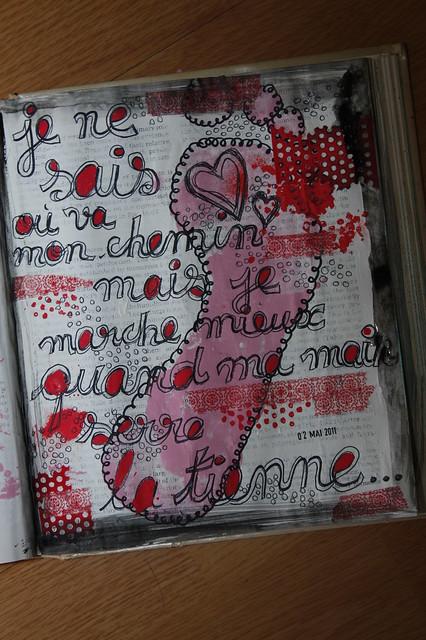Mai 2011 - Art journaling 5684107900_74a7cd4308_z