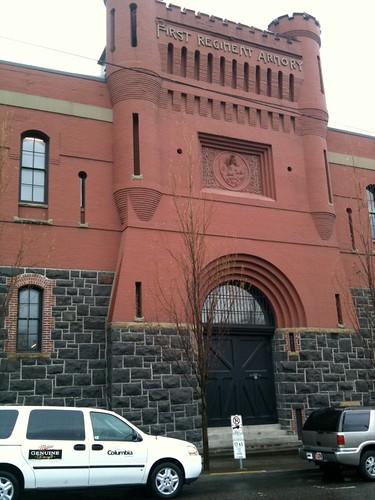 Historic Portland Armory