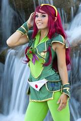 Jessica Nigri is Eloa star of Kightingail (gbrummett) Tags: arizona comic az con phx img0996 phoenixcomicon canoneos5dmarkiicamera grantbrummett jessicanigri