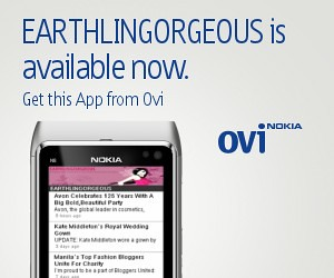 Earthlingorgeous is available now at Nokia OVI